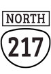 Center of Excellence directions from 217 North